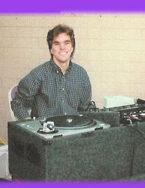 Picture Of Denny DJing